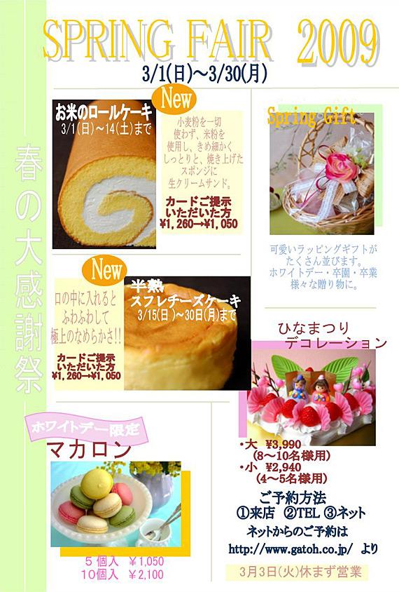 Spring fair2009